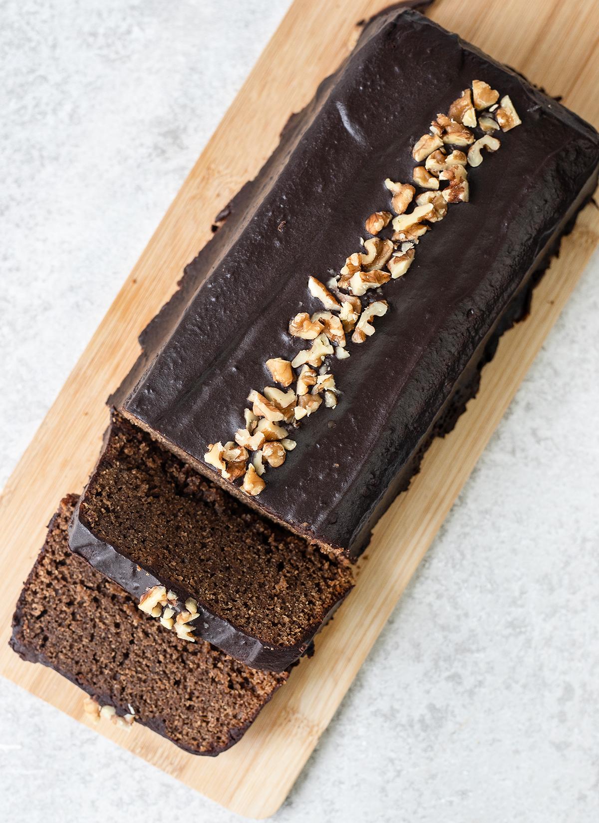 whole Coffee Loaf Cake