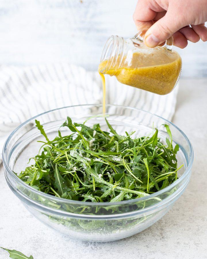 Vinaigrette - Easy Salad dressing