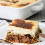 Moussaka (Musaka) Recipe