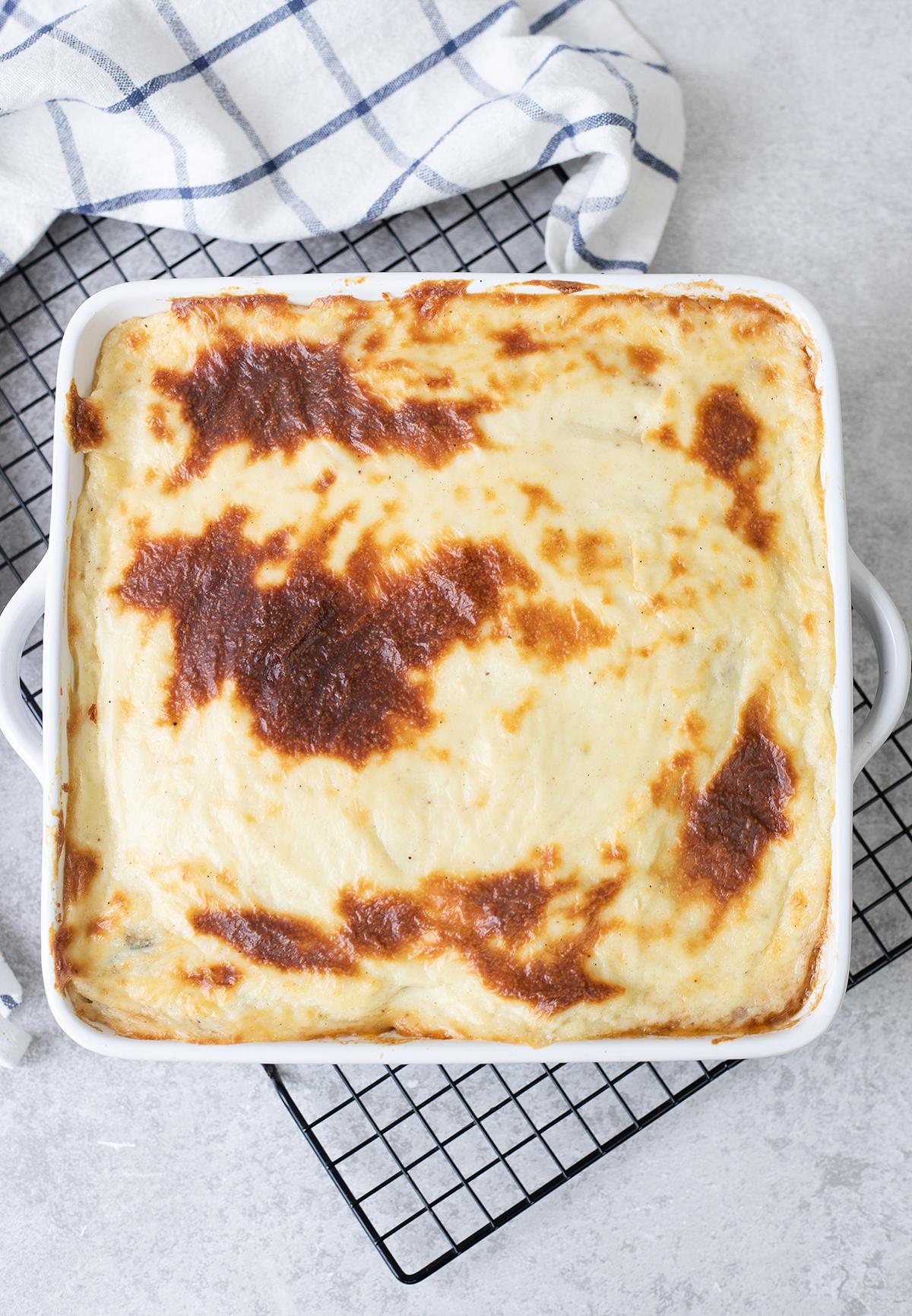 Moussaka or Musaka recipe