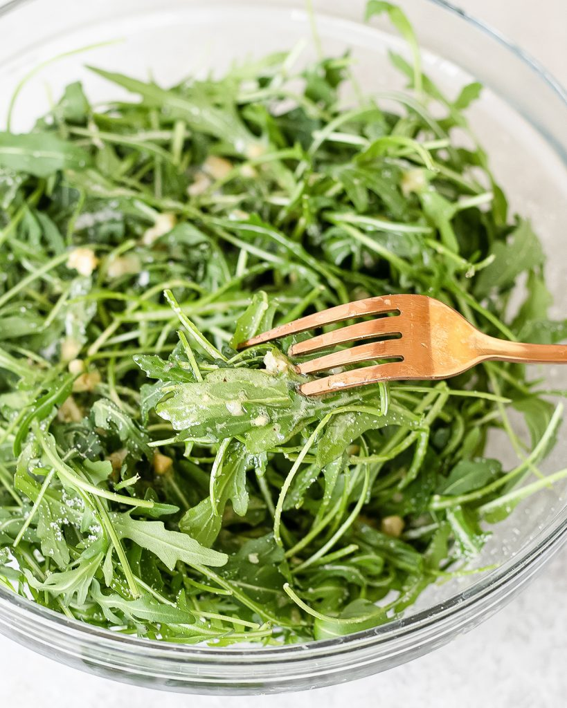Rocket Salad with Parmesan