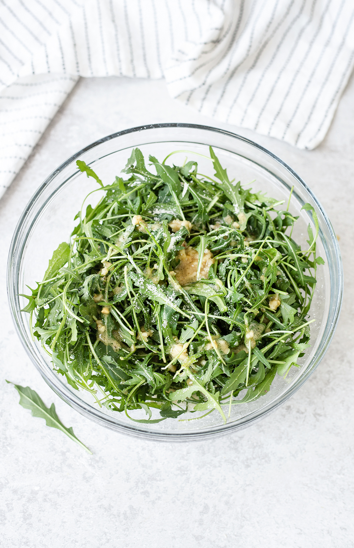 Rocket Salad is a simple side dish that is easy to make
