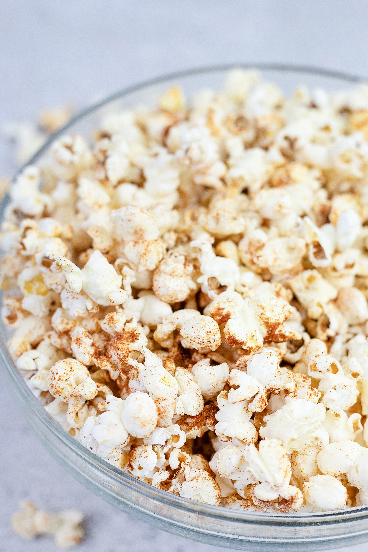 Spicy Popcorn - The Best Party Popcorn