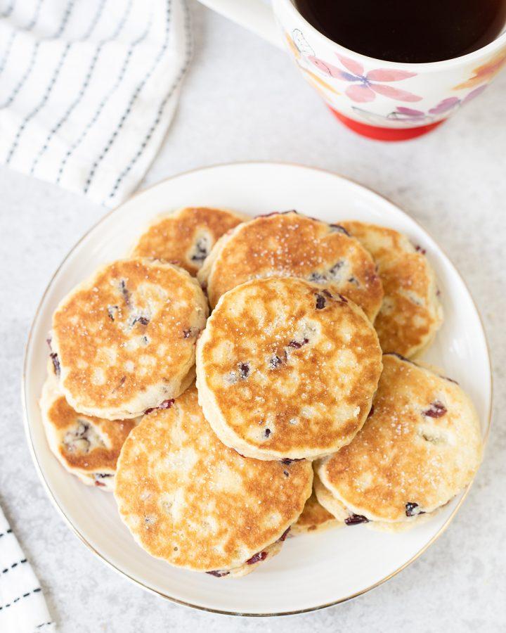 Welsh Cookies - Welsh Cakes