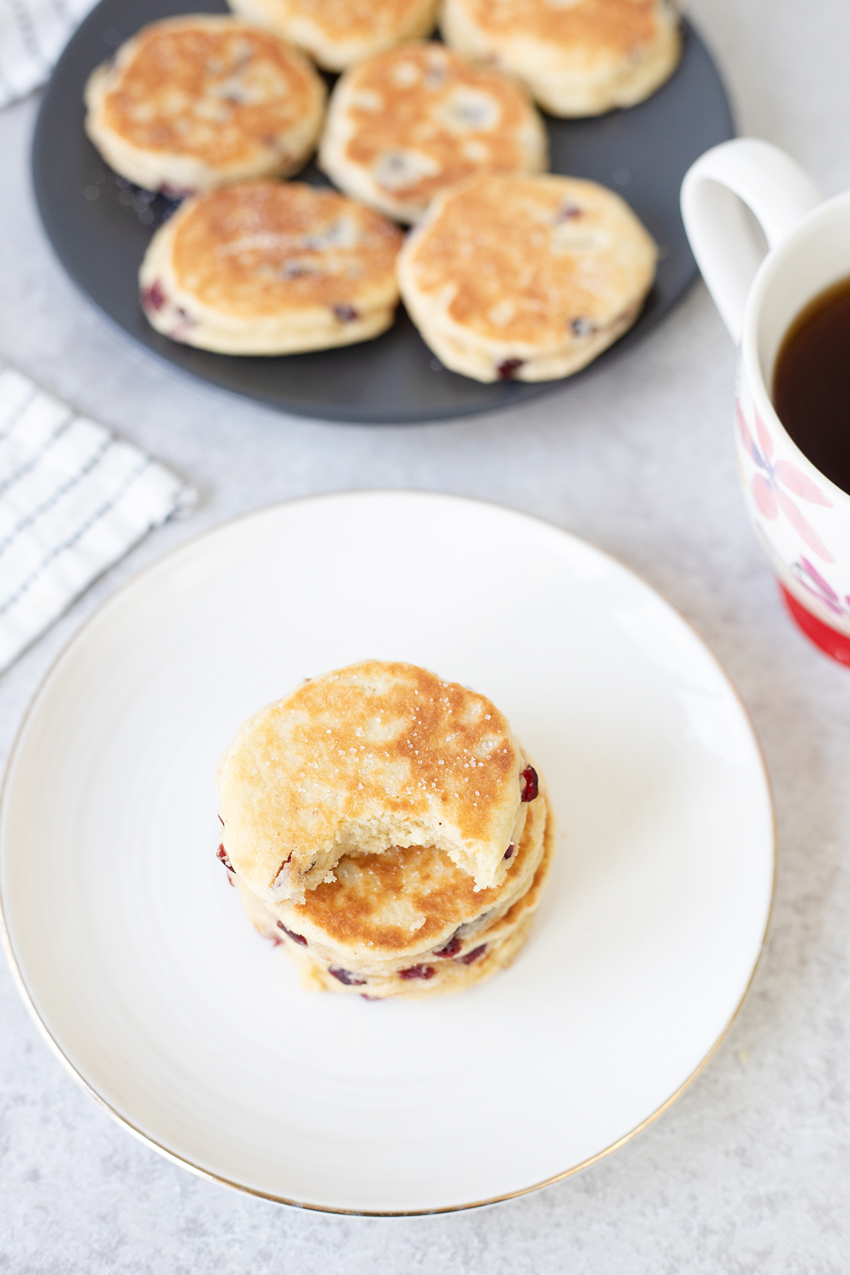 Welsh Cookies - Welsh Cakes