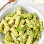 Pesto Pasta - With Homemade Pesto Sauce