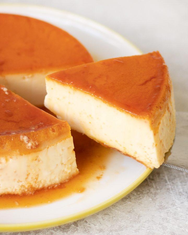 Crème Caramel-A French Dessert