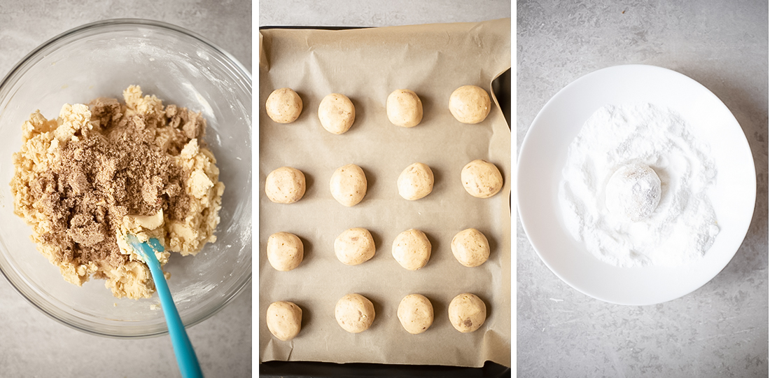 Bake the cookies for 10-15 minutes