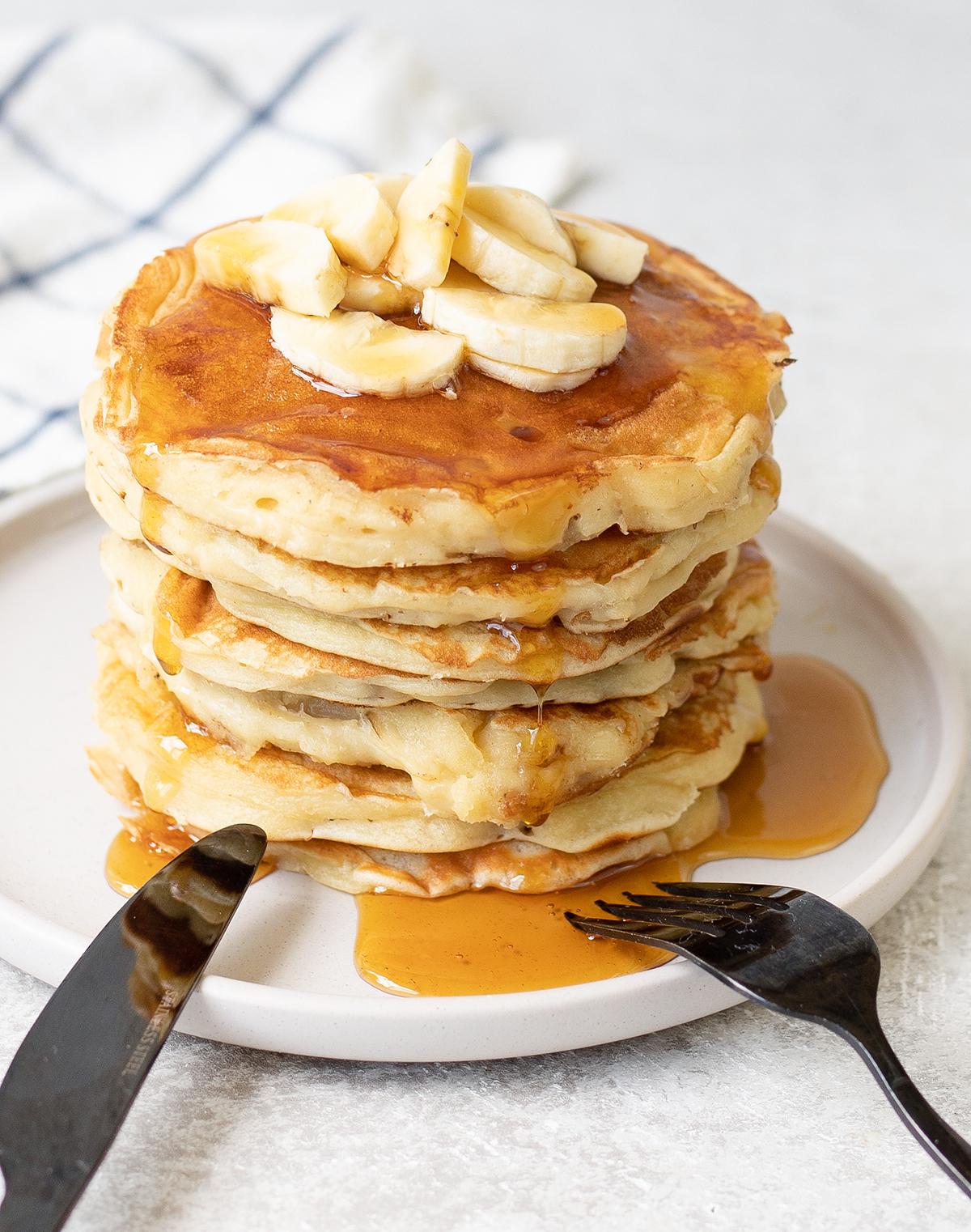 9 pancakes