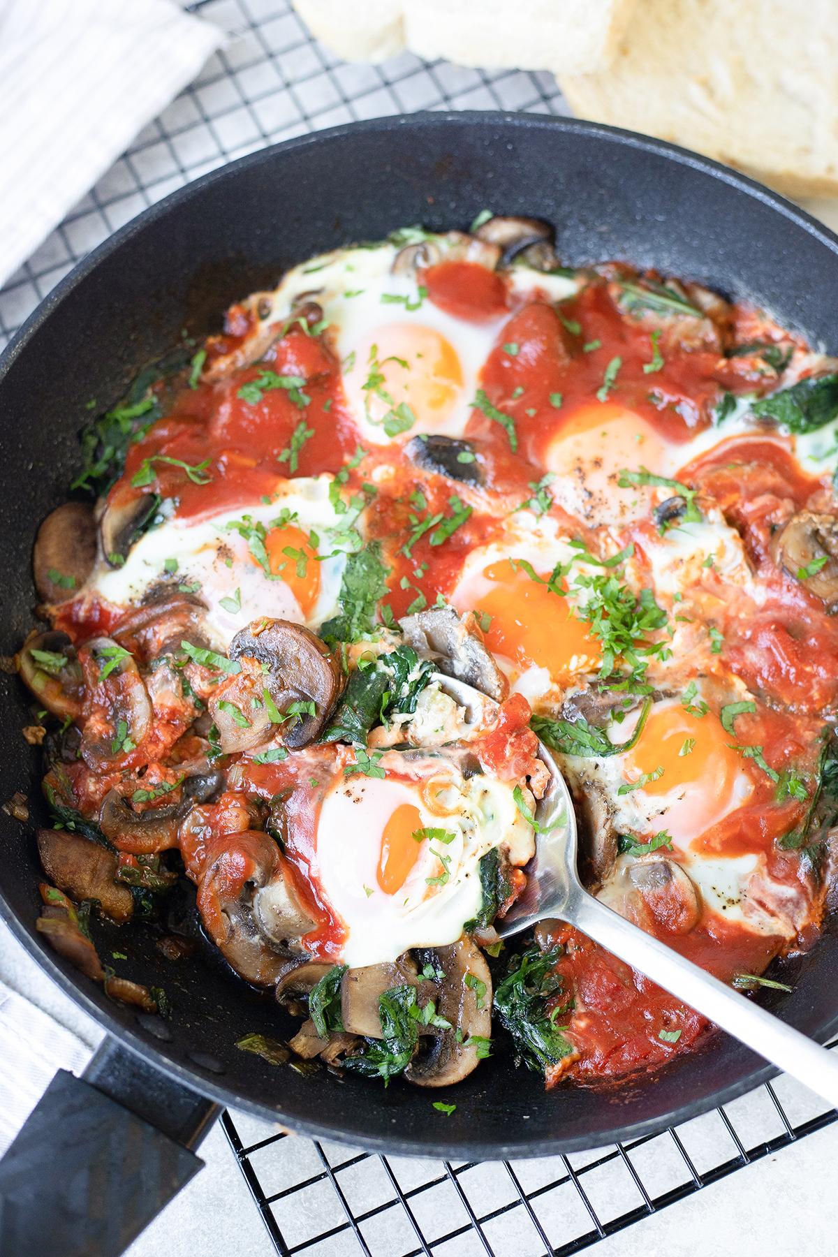 Egg Breakfast Skillet