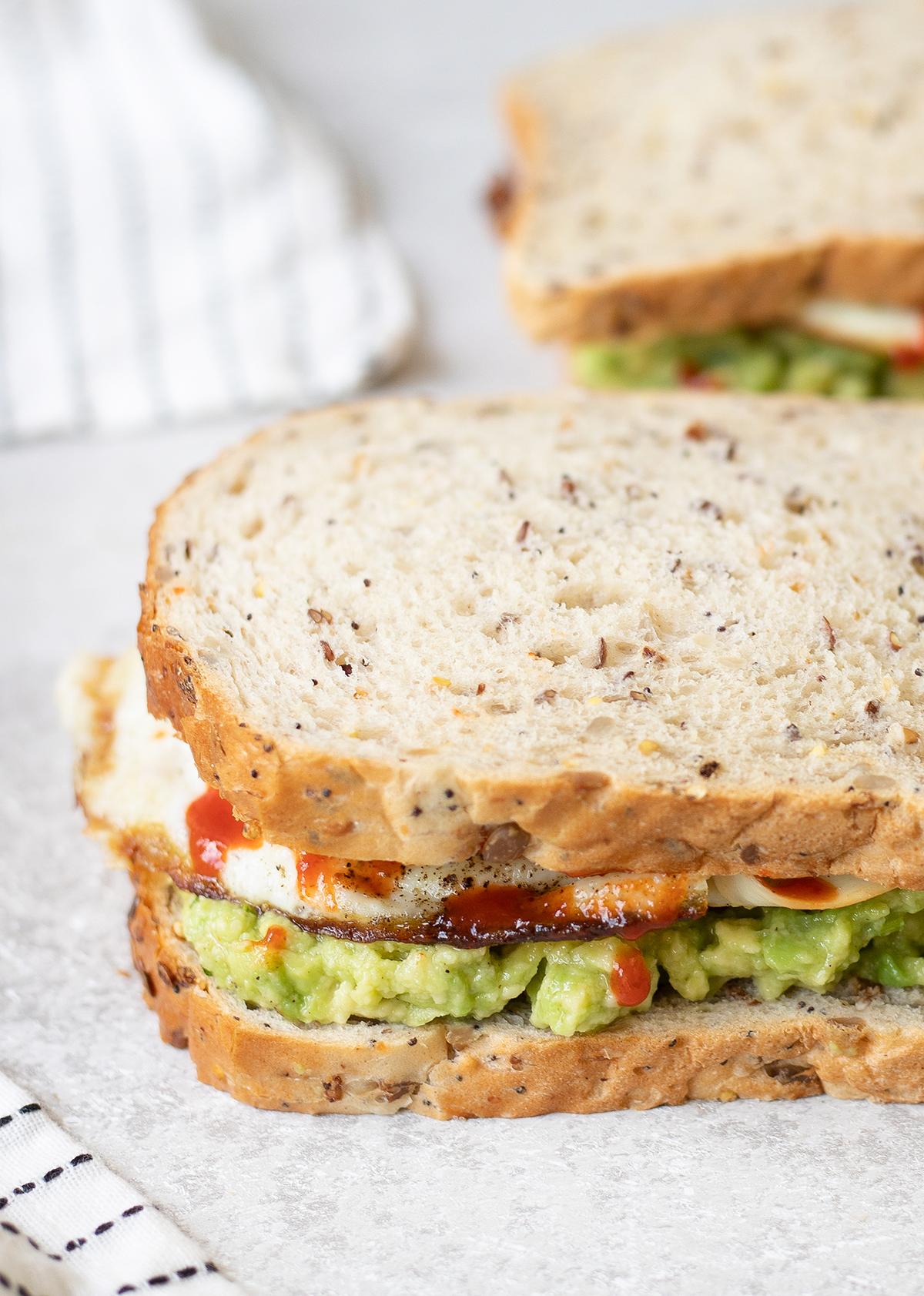 easy lunch Sandwich