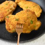 Parmesan Crusted Chicken Breast
